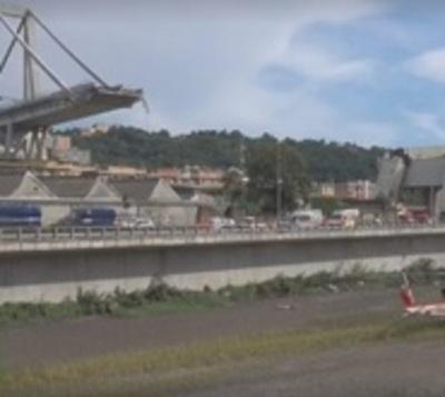 Ya son más de 30 los muertos por tragedia vial en Italia