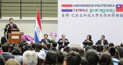 Habilitan la Universidad Politécnica de Taiwán-Paraguay