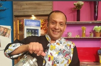El Chef Julio Fernández sigue pidiendo ser invitado al traspaso de mando