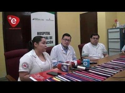Encarnación será sede de la Cuarta Jornada Oncológica Departamental