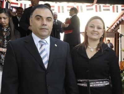 Fijan audiencia para Díaz Verón y su esposa