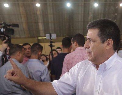 Horacio Cartes está habilitado para ser senador activo