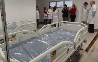 Clínicas adquiere 50 camas para beneficiar a más pacientes