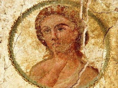 Excavaciones de Pompeya revelan un extraordinario fresco de Príapo