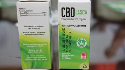 Primer aceite de cannabis elaborado en Paraguay