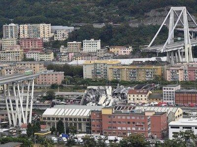 El Gobierno italiano exige responsabilidades tras el derrumbe en Génova