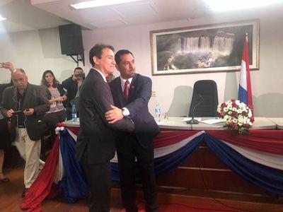 Eligen a Cabañas como presidente de la Junta