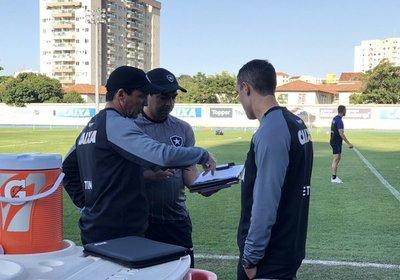 Botafogo aguarda por Nacional