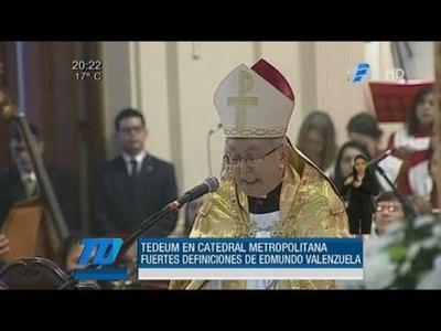 Te Deum: la Iglesia señaló los desafíos sociales del nuevo gobierno