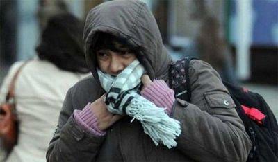 Frío en las primeras horas de este jueves