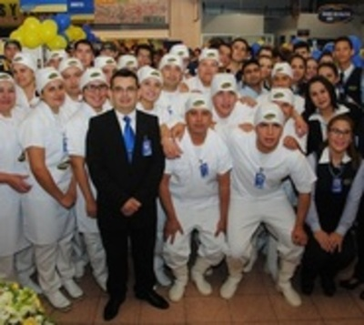 Stock continúa su expansión y llega a Paraguarí
