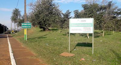 Godoy quiere mejorar parque Independencia, pero pobladores desconfían de negociado