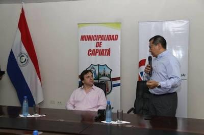 Intendente de Capiatá pide auditar su gestión entre 2016 y 2017