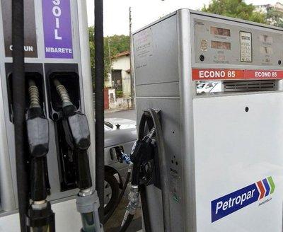 Petropar regula despacho