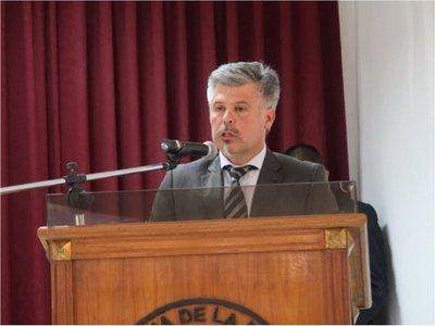 Arnaldo Giuzzio asume como nuevo titular de la Senad