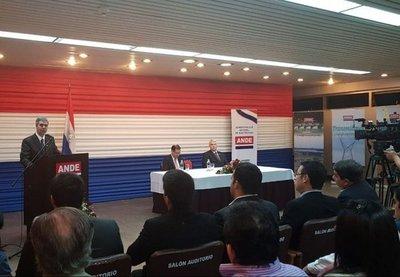 No vamos a dejar que nos roben la energía, dice nuevo presidente de la ANDE