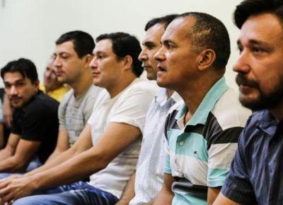 Se hizo justicia: ordenan la libertad inmediata de los 11 condenados por la Masacre de Curuguaty
