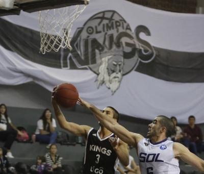"""Olimpia Kings superó a Sol en el """"ODD"""""""