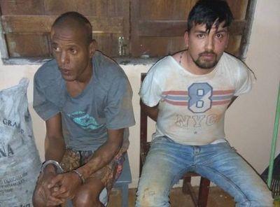 Policía captura a dos sospechosos más del letal asalto a cooperativa Carlos Pfannl