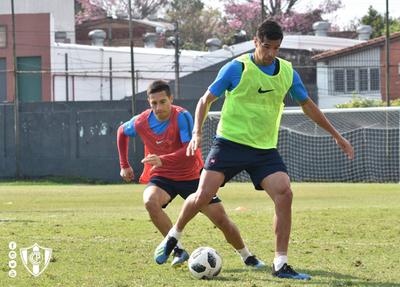 Cerro Porteño define el equipo