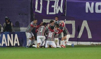 Pedro termina con el sueño violeta y sella pase de Fluminense a octavos