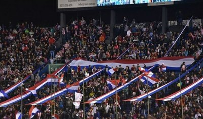 Varios sectores agotados para Paraguay vs. Venezuela