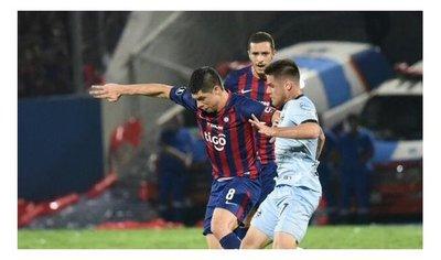 Cerro Porteño iguala ante el campeón y se mantiene líder del grupo