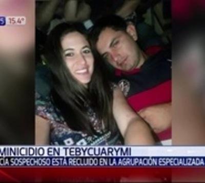 Impuntan a policía sospechoso de asesinar a su pareja