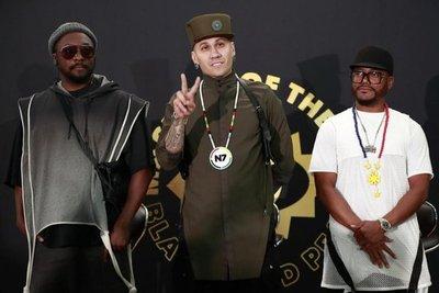 """The Black Eyed Peas dicen que quieren hacer """"música para el alma"""""""