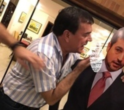 Duarte Frutos destituye a Luis Canillas de Yacyretá