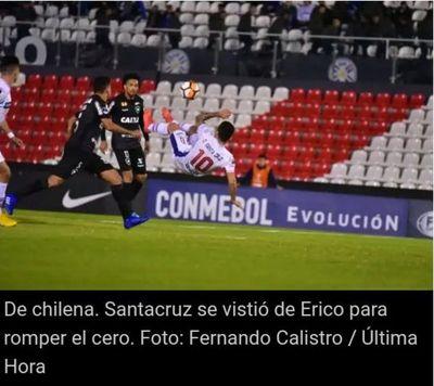 Nacional venció a Botafogo en Sajonia