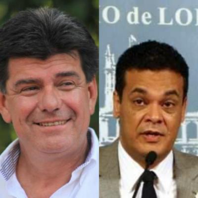 Efraín Alegre y Robert Acevedo ponen condiciones para entablar mesa de diálogo
