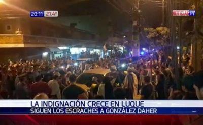 Día 12 de marchas: OGD no renuncia pero cada vez hay más manifestantes