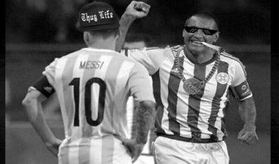 Los memes no faltaron tras la remontada de Paraguay