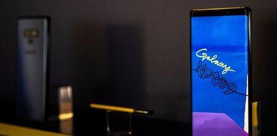 Samsung devela su nuevo teléfono inteligente, con memoria reforzada
