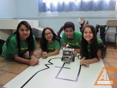 NTE e UFMS de Ponta Porã levam escolas da fronteira para Olimpíada de Robótica