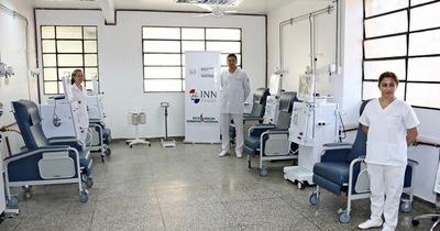 En Hernandarias habilitan hospital para enfermos renales