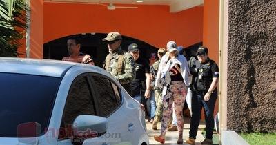 Desarticulan gran esquema de tráfico internacional que operaba en Alto Paraná