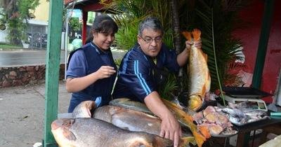 Gestión y regularización de habilitaciones y licencias de pesca durante la veda