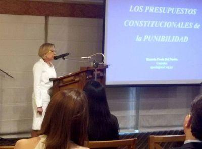 Se inició taller sobre Comiso y Privación de Beneficios