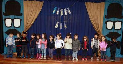 Centro educativo conmemora Día del Padre