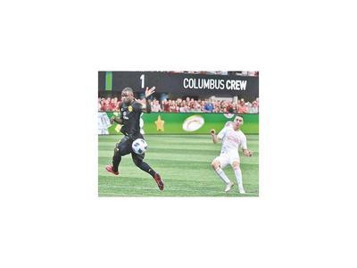 Almirón volvió a los goles en la MLS