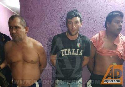 Tres detenidos por homicidio de Agente Policial