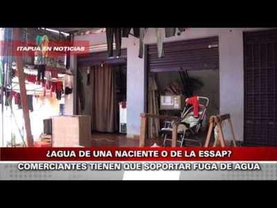 COMERCIANTES DEL CIRCUITO RECLAMAN ASISTENCIA DE LA ESSAP