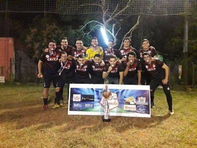 Flamengo y Boca, campeones del Exa Pinedo
