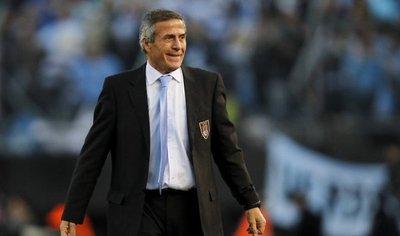 Tabárez: ¿Uruguay era favorita en 2011? Nunca lo escuché