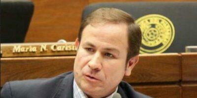 Diputado Alvarenga dijo que ministros prevaricadores merecen cárcel
