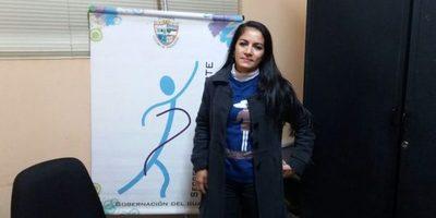 Carmen Rivera es nombrada asesora en la  secretaría de deportes de la gobernación