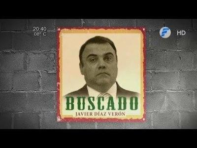 Javier Díaz Veron sigue desaparecido