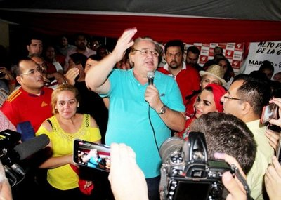 Gobernador de Alto Paraná denuncia que lo dejaron sin recursos e insumos